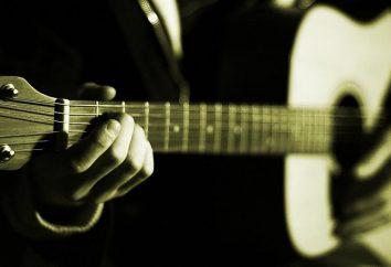 ¿Cómo aprender a tocar una guitarra rasgueo