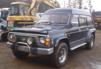 """Überblick über den legendären japanischen SUV """"Nissan Safari"""""""
