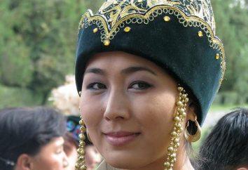 nomes de mulheres do Cazaquistão e seus significados