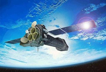 Veicoli spaziali. satellite artificiale della Terra