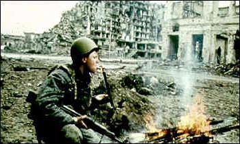 La prima guerra cecena e l'accordo Khasavyurt