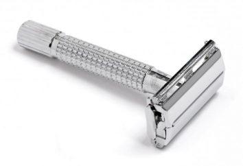 macchina per la rasatura a forma di T: intramontabile