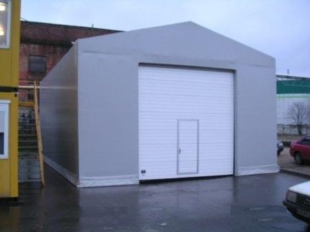 Pour La Construction Du Garage ...