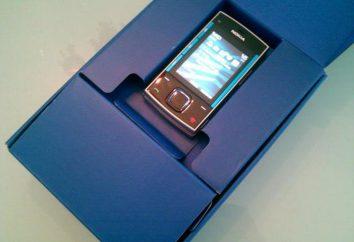 Nokia X3: una visión general, las especificaciones y las revisiones