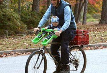 Una poltrona per bambini è un aiuto perfetto per i genitori attivi