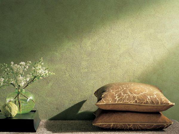 Pittura Pareti Effetto Seta : Dipingere le pareti con un effetto velluto. soluzione insolita per