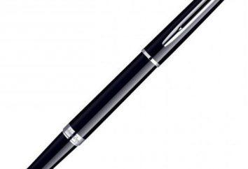Tinta para caneta, violeta e outras cores