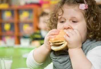 A obesidade em crianças. O que fazer?