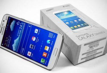 Samsung Galaxy Grandes 2 – comentários de revisão de especialistas e clientes