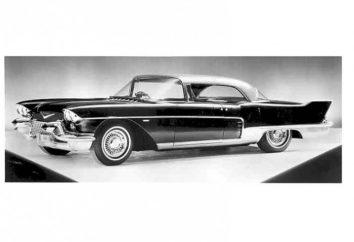 Cadillac El Dorado – la voiture légendaire
