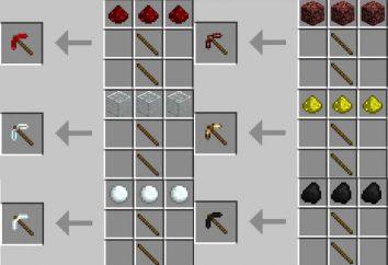 """Como fazer uma seleção no """"Maynkraft"""" – aprender a criar objetos"""
