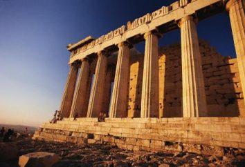 Que voir en Grèce pendant les vacances?