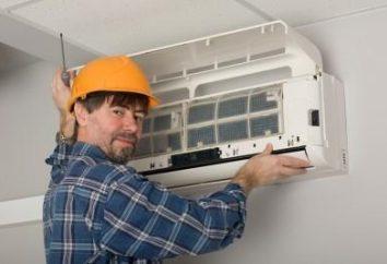 Jak zainstalować klimatyzację własnymi rękami tips
