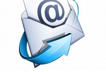 Cómo hacer de correo electrónico en el ordenador. Como llegar de correo electrónico en un equipo