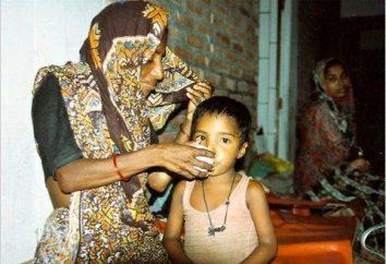Infekcje jelit u dzieci: leczenie, odżywianie w tej chorobie