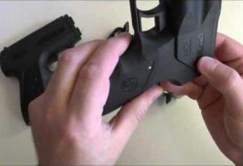 """Pistola a spruzzo """"Premier"""" – un efficace mezzo di protezione contro gli attacchi"""