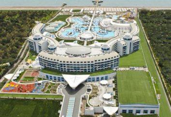 Sueno Hotels de luxe 5 * Belek (Turquie, Belek): photos et commentaires