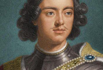 Sotto Peter 1, l'esercito fu formato sulla base dell'assunzione. Storia dell'esercito dello Stato russo