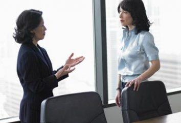 Confrontation – est une technique efficace dans le conseil psychologique