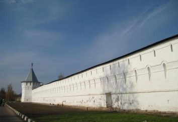 Monastère Vysotsky à Serpukhov. Serpukhov Vysotsky commentaires Monastère