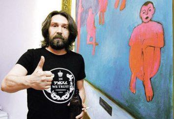 Sergey Shnurov – obrazy w stylu brendrealizm