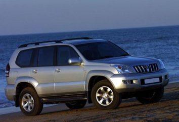 « Land Cruiser 300 » – un SUV élégant produit par le souci japonais « Toyota »