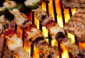 Potrawy z grilla – cieszyć się świeżym powietrzu