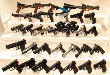 pistolety powietrzne: charakterystyka, opinie urządzeń. pistolety pneumatyczne są najpotężniejszym bez licencji