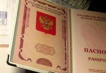 Elenco dei documenti comprovanti l'identità del cittadino. Legge federale della Federazione russa sui documenti di base comprovanti l'identità del cittadino