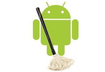 """Come """"Android"""" per cancellare la cache: metodi"""