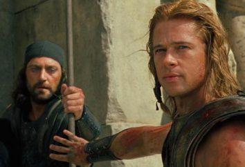 Filmy o wojnie starożytnej: lista najlepszych