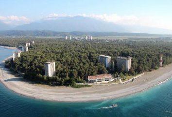 Gagra, Abchazja – hotele. Zdjęcia, ceny i recenzje