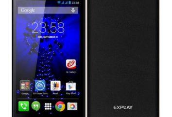 teléfono móvil Explay índigo: opiniones y características