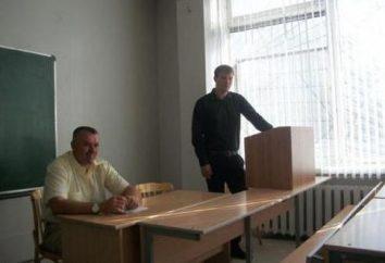 Volgograd Law Institute (Vladimir Law Institute): Adresse, Spezial Bewertungen. Private Bildungseinrichtung