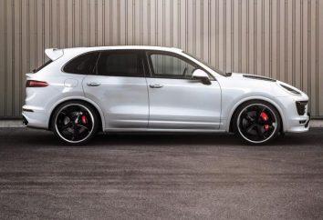 Co dobrego jest nowy SUV Porsche Cayenne Turbo?