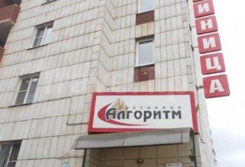 """Hôtel """"Algorithm"""" (Kazan): description, photos et commentaires des internautes"""