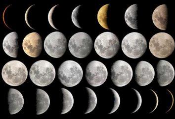 Come diverse fasi della luna influenzano noi?