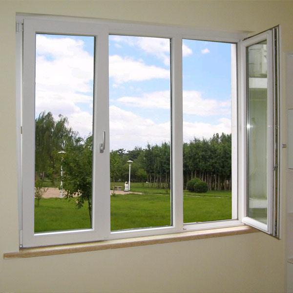 Top fenêtre en plastique: les types de fenêtres et ce qu'il faut pour JX46