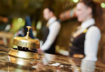 """Especialidad """"hospitalidad"""": quién trabajar?"""