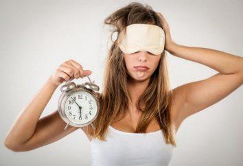Sie können nicht durch die Nacht schlafen? Versuchen Sie, ein beruhigenden Tee ungewöhnliches Rezept vorbereiten