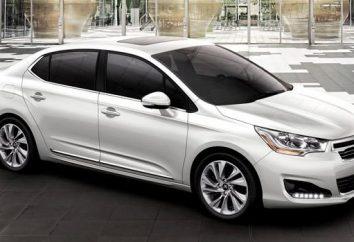 """Citroën C-Elysée"": revisiones. Citroen C-Elysee-: Especificaciones, fotos"