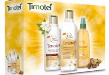 « Timothy » – shampooing pour tout poil. Avis sur le shampooing Timotei