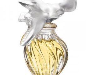 Publié par les parfums Nina Ricci sont très populaires depuis 65 ans!