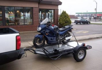 Jak wybrać przyczepę motocykl?