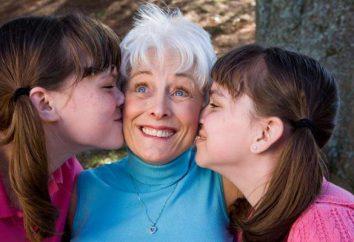 Belle salutation pour grand-maman anniversaire: en vers et en prose