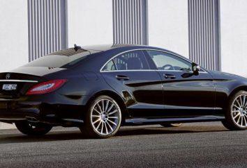 Mercedes CLS 500: spécifications, photos et description