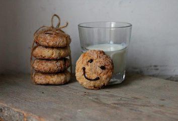 biscuits à l'avoine savoureux et sains: recette de Julia Vysotsky
