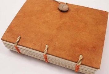 Como fazer um diário confortável e bonito você mesmo