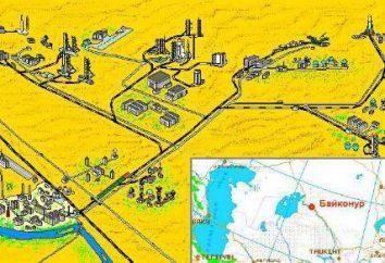 Panoramica cosmodromo di Baikonur: descrizione, la storia e fatti interessanti