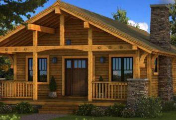 Projekt: Dom 8×10 tarcicy. domy dyspozycyjne 8×10